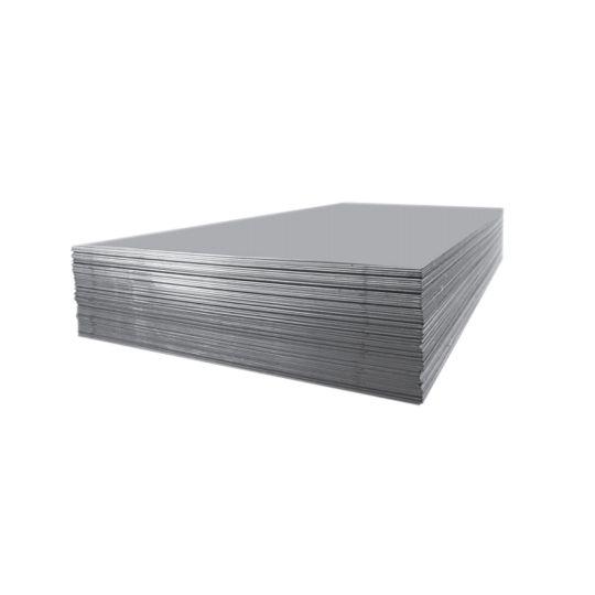 Englert 24 Gauge x 4' x 10' Galvalume Steel Sheet - Sold per Sq. Ft. Galvalume-Plus