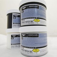 Westcoat Specialty Coating Systems EC-72 Epoxy Patch Gel - 1/2 Gallon Kit