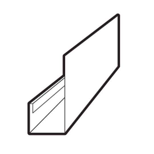 "American Building Components (LG-123) ""J"" Channel Desert Sand"