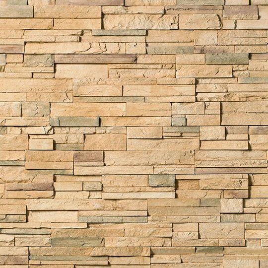 Cultured Stone Pro-Fit® Ledgestone Handipack Flat Southwest Blend