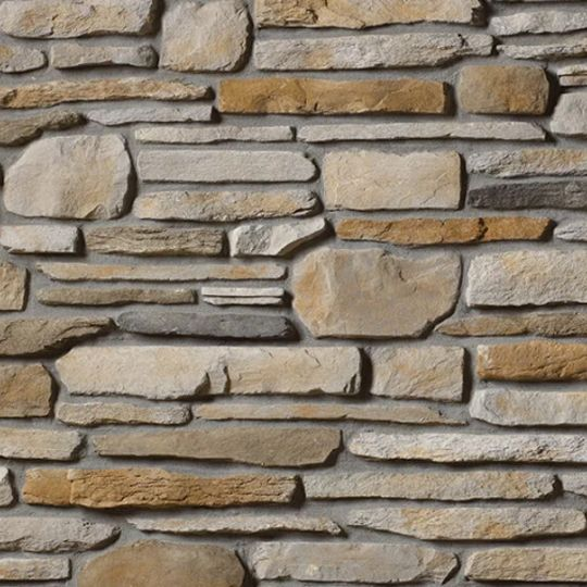 Cultured Stone Southern Ledgestone Big Box Flat Rustic