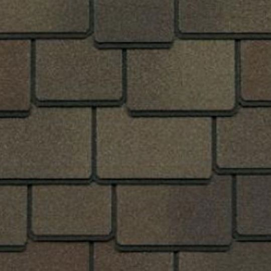 "GAF 17"" x 40"" Woodland® Shingles Mountain Sage"
