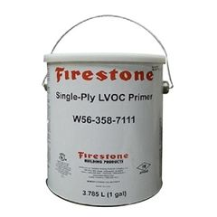 Firestone Building Products Single-Ply LVOC Primer - 1 Gallon Can