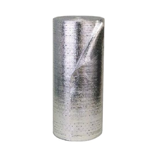 "Low-E Reflective Insulation 1/8"" Foil Perf Blanket"