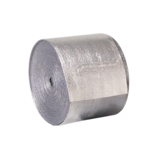 "Low-E Reflective Insulation 1/8"" DS Foil Tab"