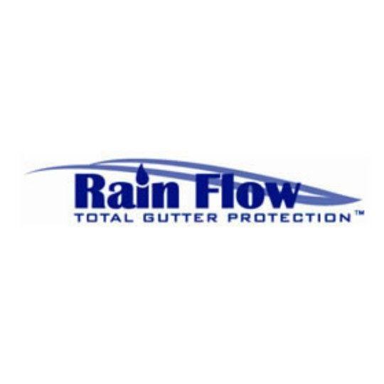 "Rain Flow 6""X3' SlimGuard K-Style"