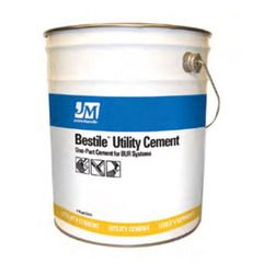 Johns Manville Bestile Utility Cement - 4.75 Gallon Pail