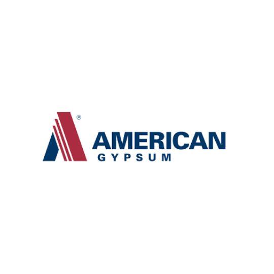 """American Gypsum 5/8"""" x 4' x 8' Firecode® Gypsum Board"""