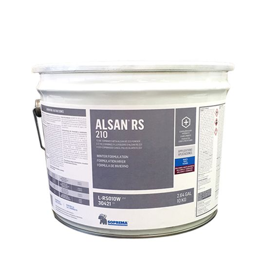 Soprema ALSAN® RS 210 2.5 Gallon Pail