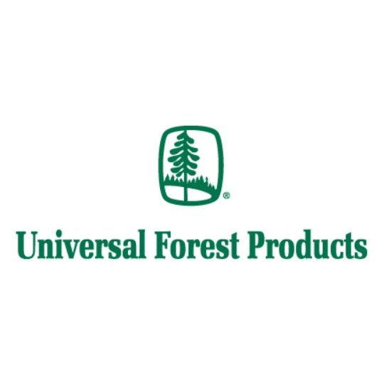 "Universal Forest Products 1"" x 2"" x 4' Wood Battens"