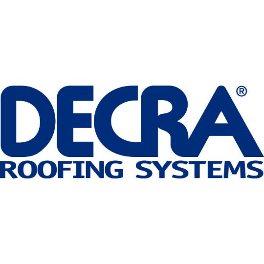 Decra Roofing Systems 6-1/2' Channel Venetian Gold