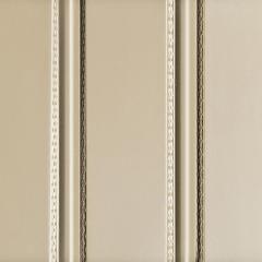 Quality Edge 12' TruBead Aluminum 3 Panel Vented Soffit