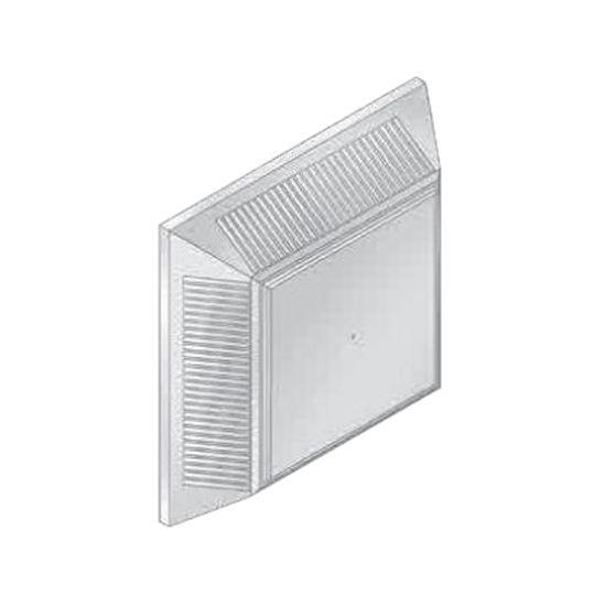 Royal Building Products S-Vent Soffit Vent Cover Antique White
