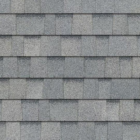 Owens Corning TruDefinition® Duration STORM® Shingles Antique Silver