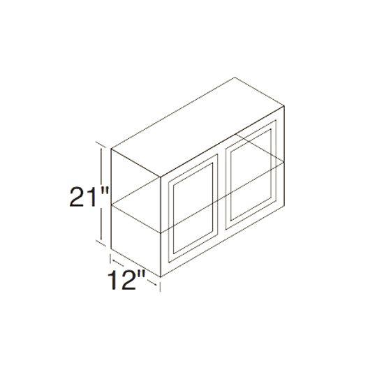 Kitchen Kompact 30R Chadwood Wall Cabinet