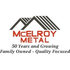 """McElroy Metals 2"""" Low Floating Clip"""