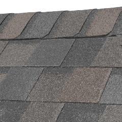 "CertainTeed Roofing 13-1/4"" x 39-3/8"" Shadow Ridge® Hip & Ridge..."