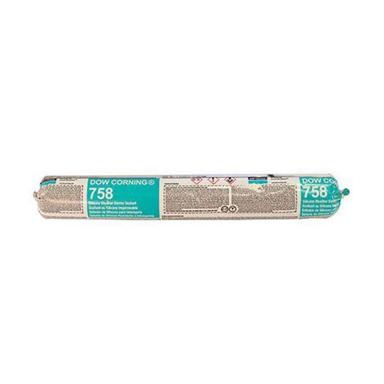 DOW DOWSIL™ 758 Silicone Weather Barrier Sealant - 20 Oz. Sausage White
