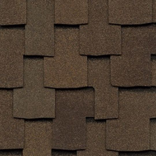 "GAF 17"" x 40"" Grand Sequoia® ArmorShield™ Impact Resistant Shingles Weathered Wood"