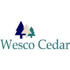 """Wesco Cedar 5/8"""" B Tapersawn H&R"""