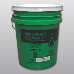 Carlisle Syntec Sure-Flex™ PVC HydroBond™ Water-Based Adhesive