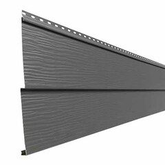 "Mastic Envoy Horizon Collection Double 5"" Aluminum Siding"