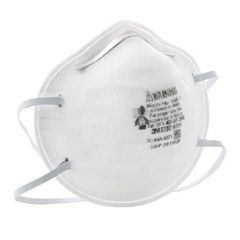 3M 8200 Particulate Respirator N95