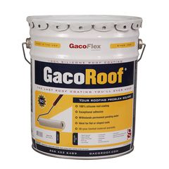 Gaco Western GacoRoof® Silicone Roof Coating - 5 Gallon Pail