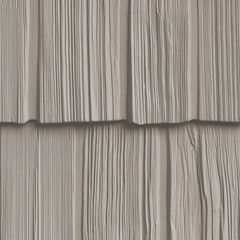 "Foundry Specialty Siding 7"" Weathered Staggered Shakes"