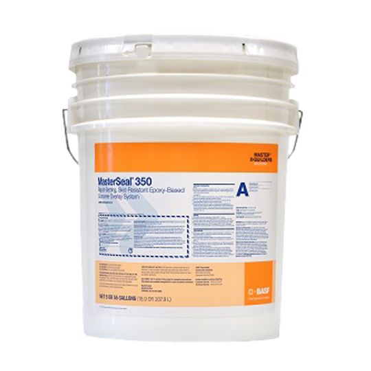 BASF MasterSeal® 350 Concrete Overlay System Kit - Part A - 5 Gallon Pail
