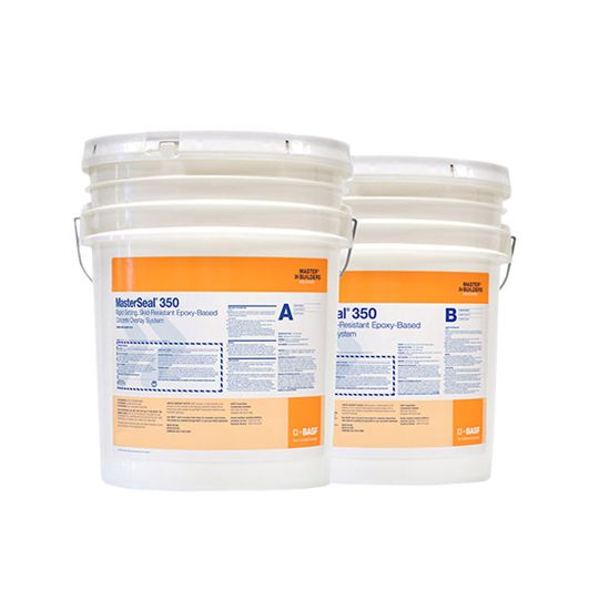 BASF MasterSeal® 350 Concrete Overlay System - 10 Gallon Kit