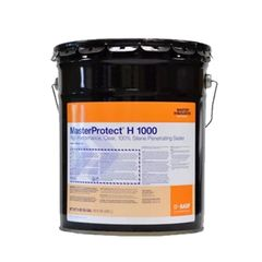 BASF MasterProtect® H 1000 Silane Penetrating Sealer - 5 Gallon Pail