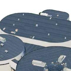 "Carlisle Syntec Sure-Tough™ EPDM Reinforced Membranes with 3""..."