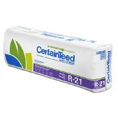 "Certainteed - Insulation 5-1/2"" x 15"" x 93"" Sustainable R-21 Kraft Faced..."