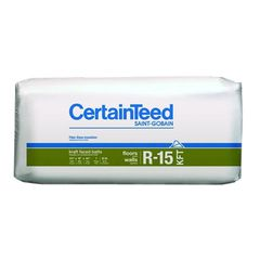 "Certainteed - Insulation 3-1/2"" x 15"" x 93"" Sustainable R-15 Kraft Faced..."