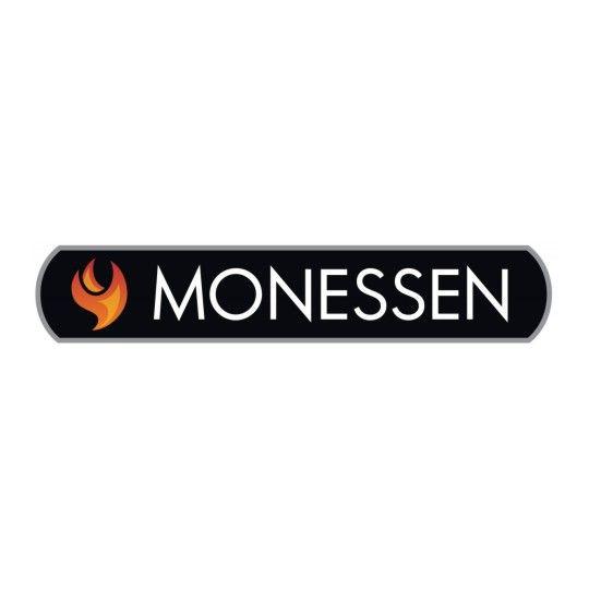 "Monessen Products PH24NV 24"" Mountain Cedar Log Set Millivolt Control Natural Gas"