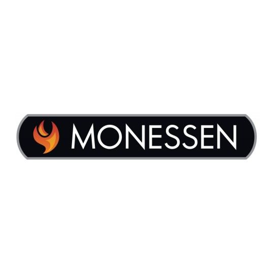"Monessen Products PH24PV 24"" Mountain Cedar Log Set Millivolt Control Propane"