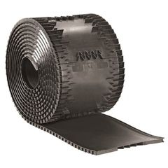 CertainTeed Roofing 28' Unfiltered Rolled Ridge Vent Roll