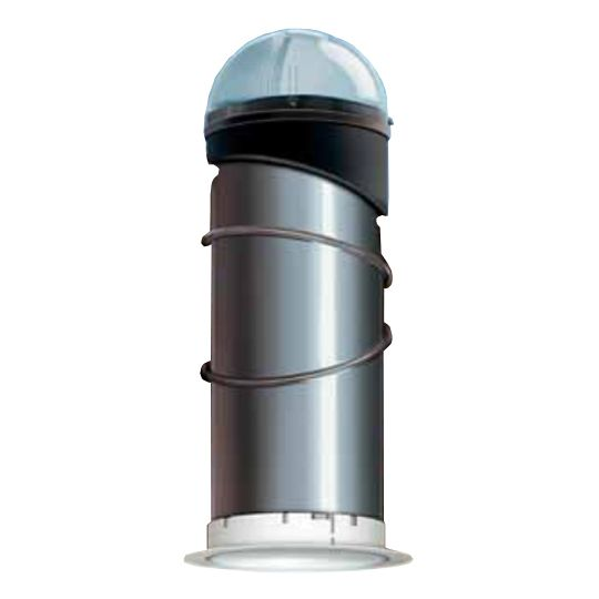 """Owens Corning 14"""" Illuminator® Tube Skylight with Composite Flashing"""