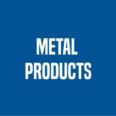 Metal Products 30 Gauge x 2 x 2 Steel Gutter Guard