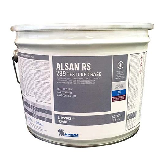 Soprema ALSAN® RS 289 Textured Base 13.5 kg Pail