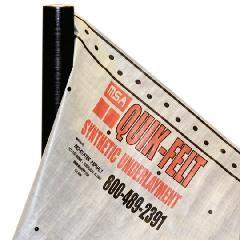 Mid-States Asphalt Quik-Felt Synthetic Underlayment - 10 SQ. Roll