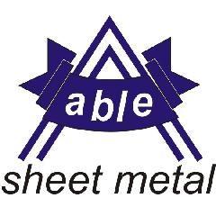 "Able Sheet Metal 26 Gauge x 2"" x 1"" x 3"" 90° Galvanized Z-Bar"