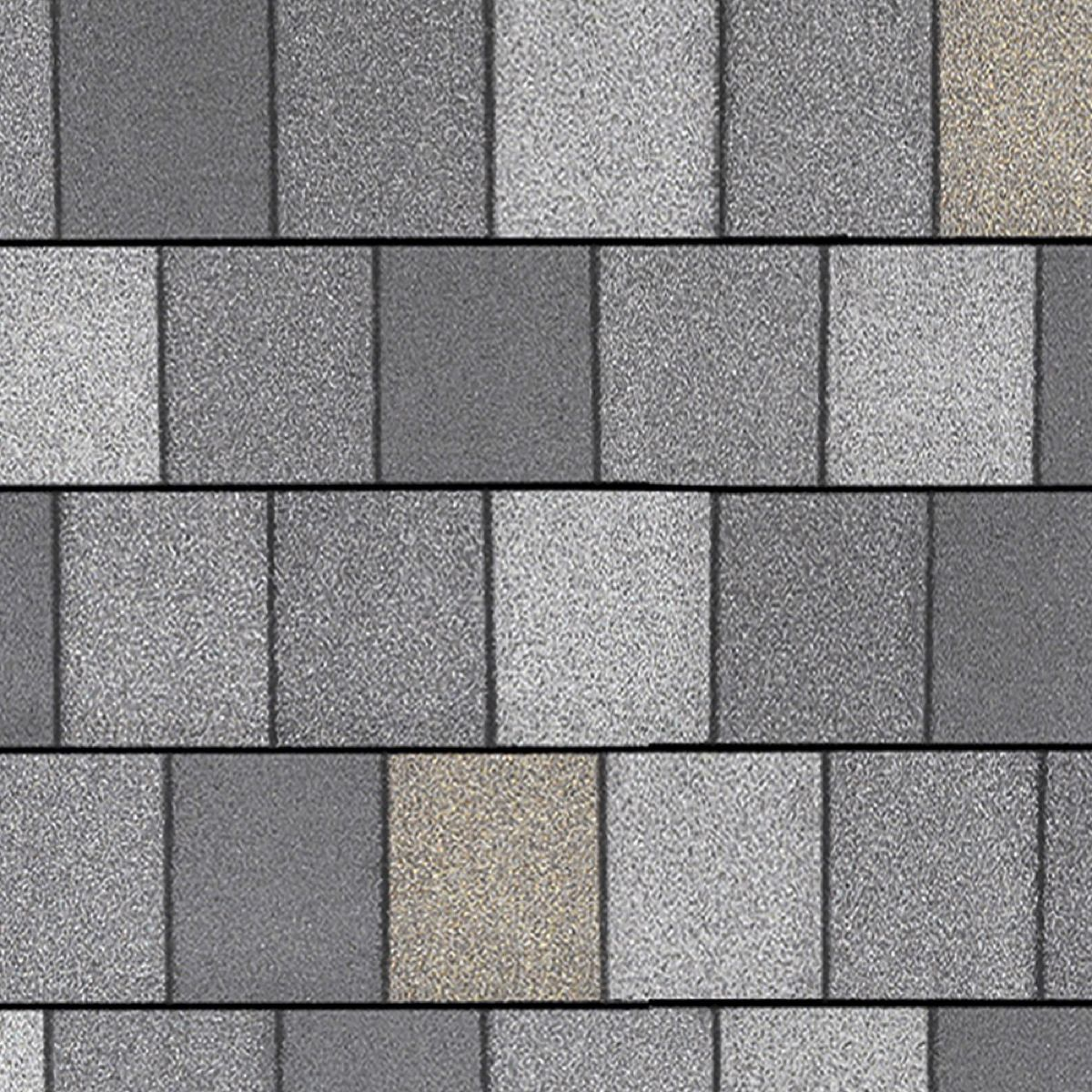IKO Crowne Slate Premium Shingles Regal Stone
