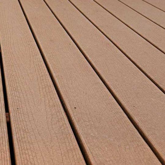 """Envision 1"""" x 6"""" x 16' EverGrain® Square Edge Composite Deck Board Redwood"""