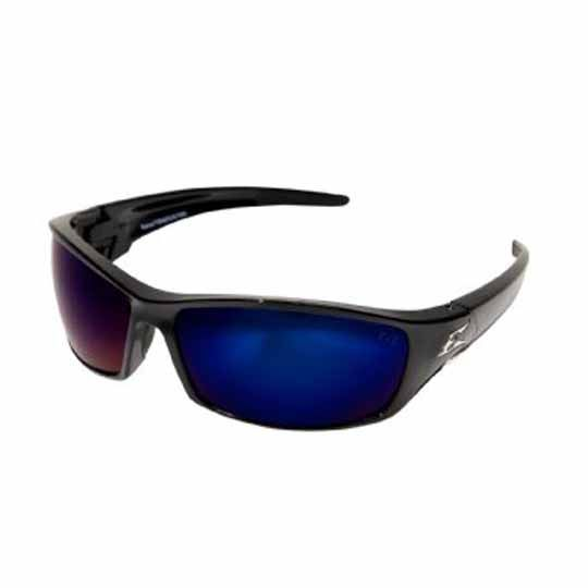 C&R Manufacturing Reclus Safety Glasses Black Frame/Smoke Lens