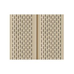 """Quality Edge 10"""" x 12' TruLine® HP-Series Aluminum Double 5"""" Fully..."""