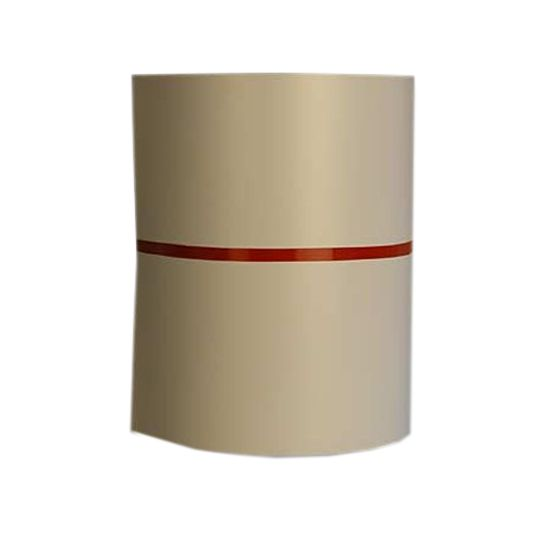 """Lamb & Ritchie 0.032"""" x 5"""" Gutter Coil - Sold per Lin. Ft. White"""