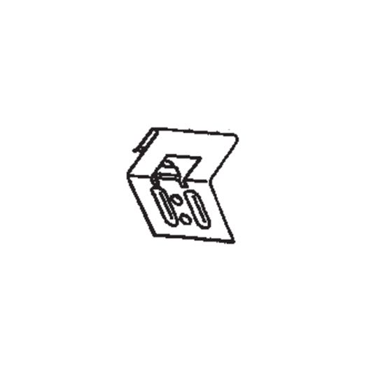 Everlast Roofing 24 Gauge Everseam Standard Clip