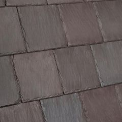 Davinci Roofscapes Bellaforte Slate One-Piece Hip & Ridge
